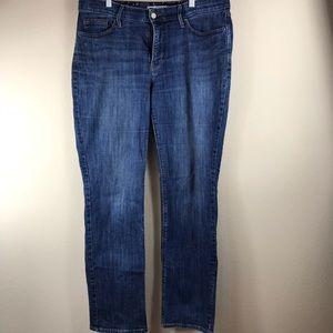 Levi's 525 straight leg perfect waist jeans sz 14M